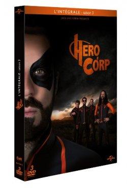 Hero Corp - Saison 3 [DVD]