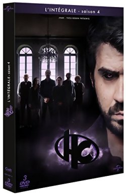 Hero Corp saison 4 - DVD