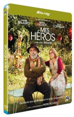 Mes Héros - Blu Ray