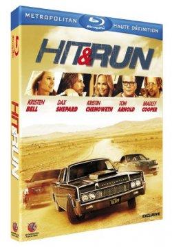 Hit and Run - Blu Ray
