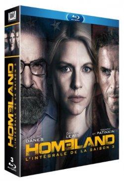Homeland Saison 3 - Blu Ray