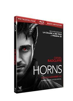 Horns - Blu Ray