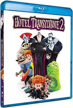 Hôtel Transylvanie 2 - Blu Ray