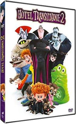 Hôtel Transylvanie 2 - DVD