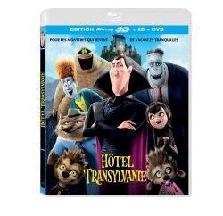 Hotel Transylvanie - Blu-ray 3D