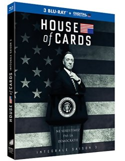 House Of Cards - Saison 3 - Blu Ray