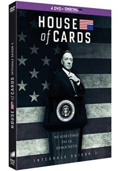 House Of Cards - Saison 3 - DVD
