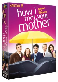 How I met your mother saison 8 [DVD]