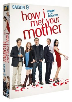 How I Met Your Mother Saison 9 - DVD