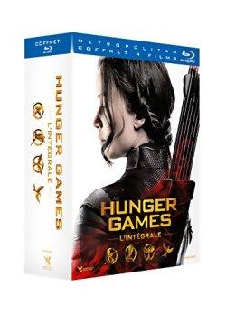 Hunger Games - Coffret Intégral (Blu Ray)