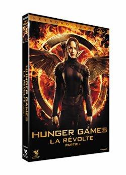 Hunger Games La Révolte : Partie 1 - DVD