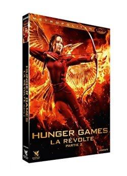 Hunger Games - La Révolte : Partie 2 - DVD