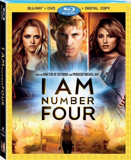 Numéro Quatre : DVD, Blu-ray