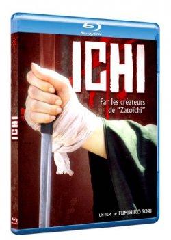 Ichi - Blu Ray