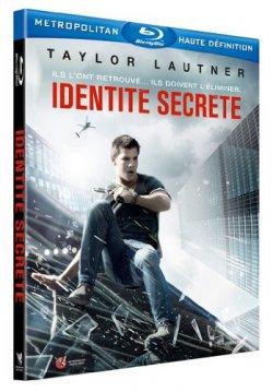 Identité secrète Blu-ray