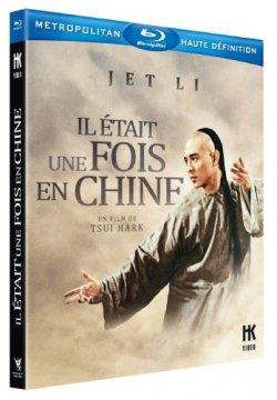 Il était une fois en Chine - Blu Ray