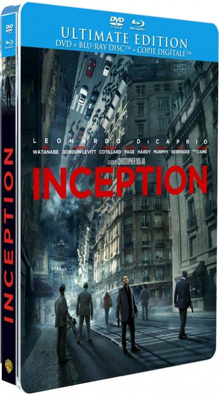 Test du Blu-Ray de Test du Blu-Ray de Inception