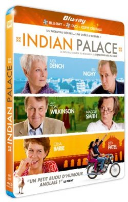 Indian palace Combo Blu-ray + DVD