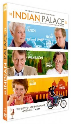 Indian palace DVD