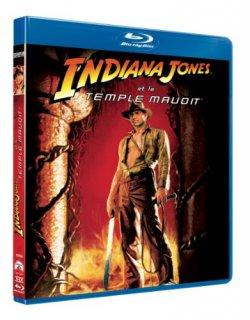 Indiana Jones et le Temple Maudit - Blu Ray
