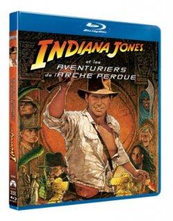 Indiana Jones et les Aventuriers de l'Arche Perdue - Blu Ray