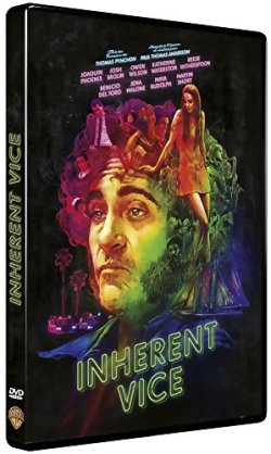 Inherent Vice - DVD