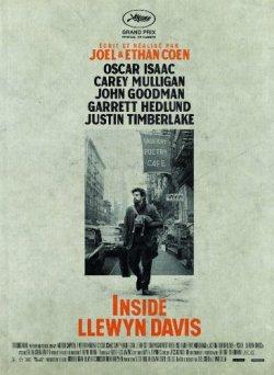 Inside Llewin Davis -  DVD