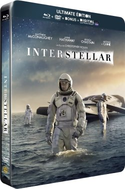 Interstellar - Blu Ray Ultimate