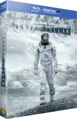 Interstellar - Blu Ray