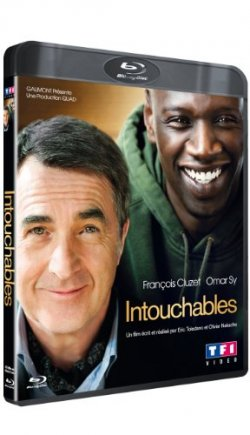 Intouchables Blu Ray