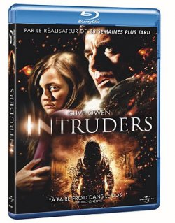 Intruders Blu ray