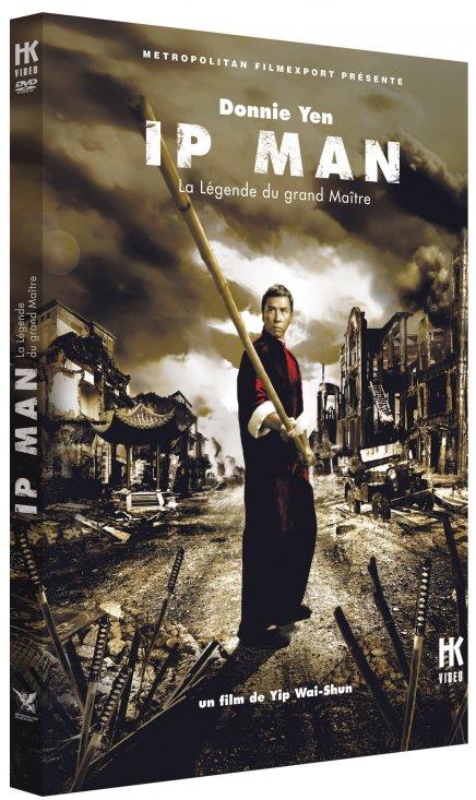 Ip Man DVD & Blu Ray