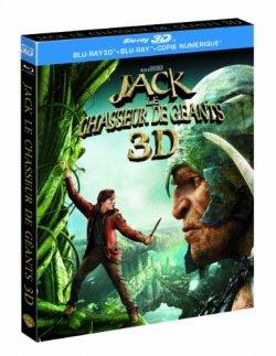 Jack le chasseur de géants - Blu Ray