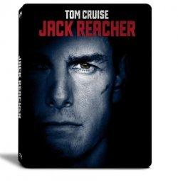 Jack Reacher - Combo Blu Ray / DVD