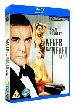 Jamais plus jamais - Blu Ray
