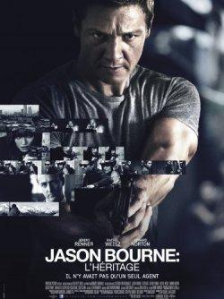 Jason Bourne L'héritage - DVD