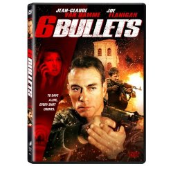 Six Bullets - DVD