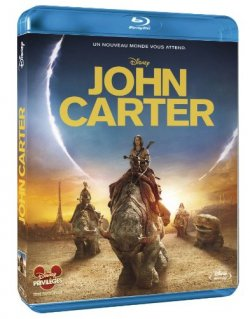 John Carter Blu Ray