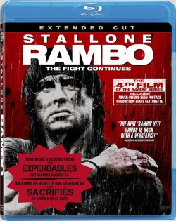 John Rambo - Extented Cut