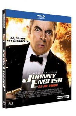Johnny English, le retour Blu-ray