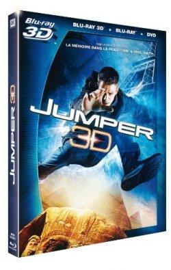 Jumper - Blu Ray 3D