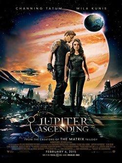 Jupiter Ascending - Blu Ray