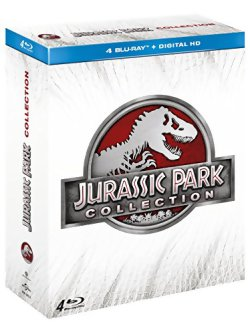 Jurassic Park Collection - Coffret Blu Ray