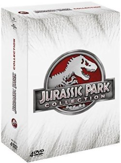 Jurassic Park Collection - Coffret DVD