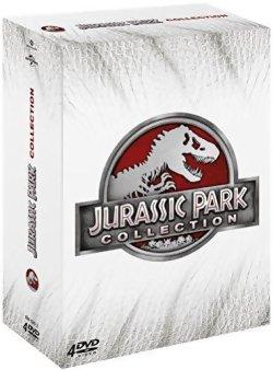 Jurassic Park Collection - Coffret DVD