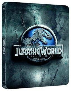 Jurassic World - Blu Ray (Edition SteelBook)