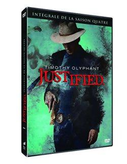 Justified Saison 4 - DVD