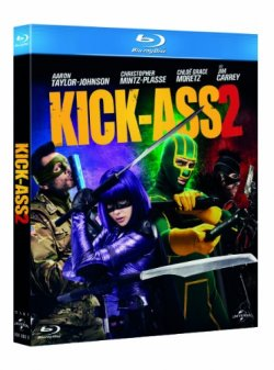 Kick ass 2 - Blu Ray