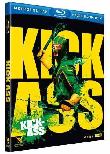 Test du Blu-Ray Test du Blu-Ray Kick-Ass