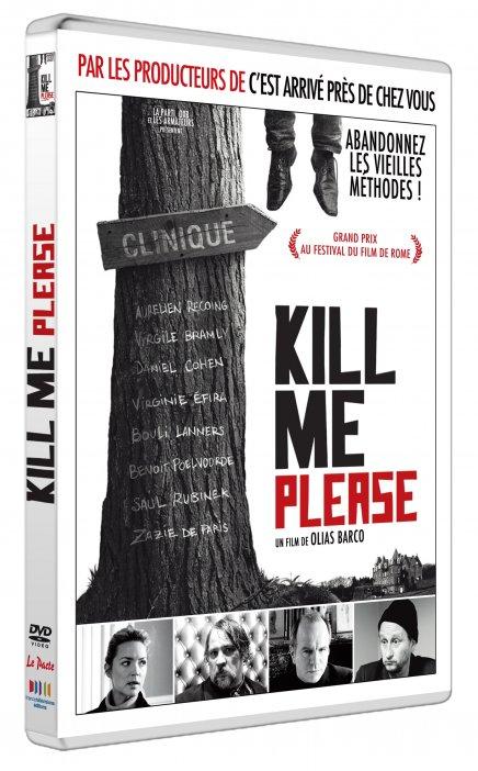 Test DVD Test DVD Kill Me Please
